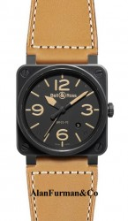 Bell & Ross Automatic 42mm Model BR 03 92 Heritage