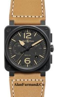 Bell & Ross Automatic 42mm Model BR 03 94 Heritage