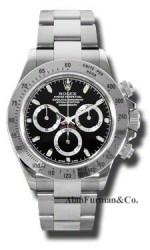 Rolex Steel Model 116520BLK