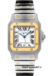 Cartier W20011C4 Large Quartz