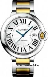 Cartier W69009Z3 42mm Automatic