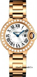 Cartier WE9002Z3 28mm Quartz