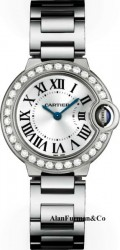 Cartier WE9003Z3 28mm Quartz