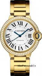 Cartier WE9004Z3 36mm Automatic