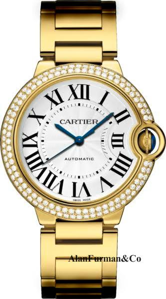 Cartier WE9004Z3 36mm Automatic