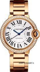 Cartier WE9005Z3 36mm Automatic