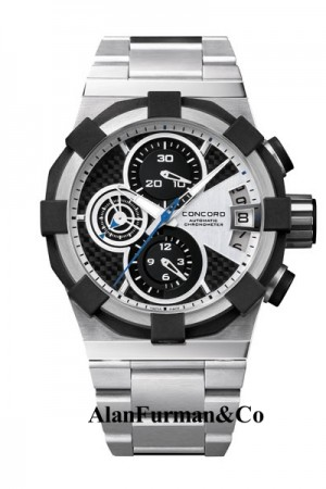 Concord C1 Automatic Chronograph Model 0320002