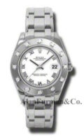 Rolex 18K White Gold Model 81319WR