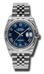 Rolex Steel Model 116234BLRJ