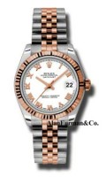 Rolex SS 18K Rose Gold Model 178271WRJ