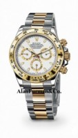 Rolex SS 18K Yellow Gold Model 116503WS