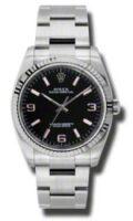Rolex Steel Model 116034BKAPIO