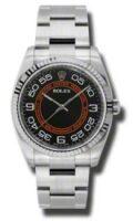 Rolex Steel Model 116034BKORAO