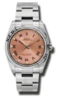 Rolex Steel Model 116034PDO