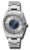 Rolex Steel Model 116034SBLAO