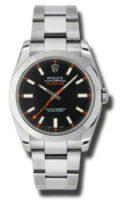 Rolex Steel Model 116400BKO