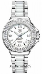 Tag Heuer WAH1215.BA0861 37mm Quartz