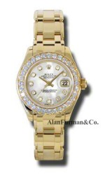 Rolex 18K Yellow Gold Model 80298MD