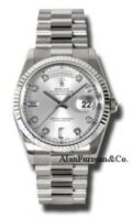 Rolex 18K White Gold Model 118239SDP