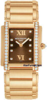 Patek Philippe Lady's Twenty~4 18K Rose Gold Quartz Model 4908/11R