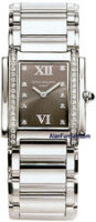 Patek Philippe Lady's Twenty~4 Stainless Steel Quartz Model 4910/10A