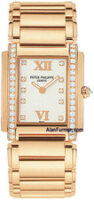 Patek Philippe Lady's Twenty~4 18K Rose Gold Quartz Model 4910/11R