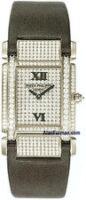 Patek Philippe Lady's Twenty~4 18K White Gold Quartz Model 4910G