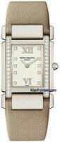 Patek Philippe Lady's Twenty~4 18K White Gold Quartz Model 4920G