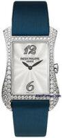 Patek Philippe Lady's Gondolo 18K White Gold Quartz Model 4972G