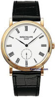 Patek Philippe Calatrava 18K Yellow Gold Manual Model 5119J
