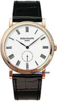 Patek Philippe Calatrava 18K Rose Gold Manual Model 5119R