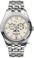 Patek Philippe Complicated 18K White Gold Self-Winding Model 5146/1G