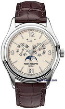 Patek Philippe Complicated 18K White Gold Self-Winding Model 5146G