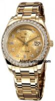Rolex 18K Yellow Gold Model 18948CJD