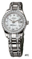 Rolex 18K White Gold Model 80299WMDP