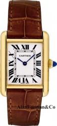 Cartier W1529856 Small Quartz