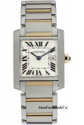 Cartier W51012Q4 Medium Quartz