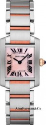 Cartier W51027Q4 Small Quartz