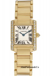 Cartier WE1001R8 Small Quartz