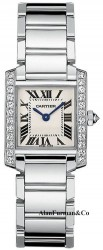 Cartier WE1002S3 Small Quartz