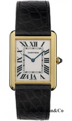 Cartier W5200002 Small Quartz