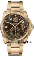 Cartier W7100040 42mm Automatic