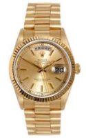 Rolex Day-Date Model 118238