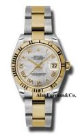 Rolex SS 18K Yellow Gold Model 178273MRO