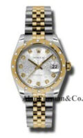 Rolex SS 18K Yellow Gold Model 178343SJDJ