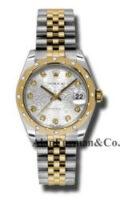 Rolex SS 18K Yellow Gold Model 178343SJDJ