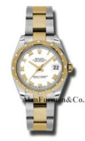 Rolex SS 18K Yellow Gold Model 178343WRO