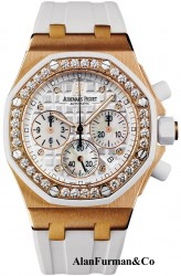 Audemars Piguet 37mm Automatic 26048OK.ZZ.D010CA.0