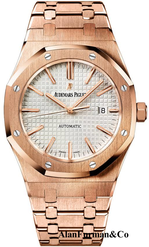 Audemars Piguet 41mm Automatic 15400OR.OO.1220OR.02