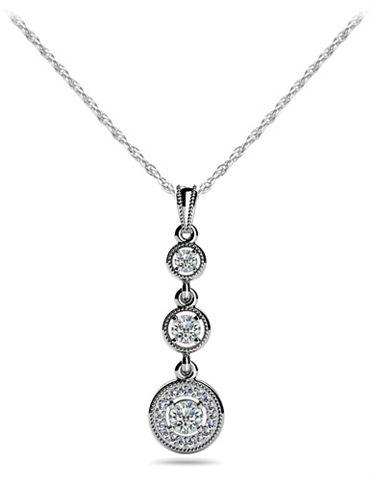 Diamond Necklace Model SP18